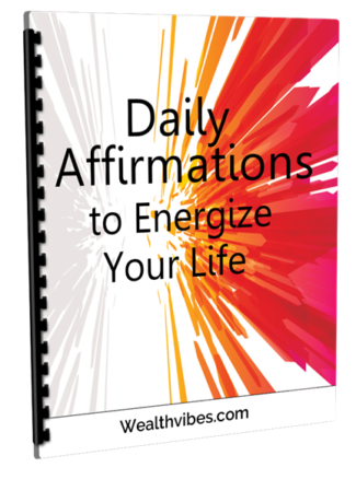 Daily Affirmations pdf for free to energize your life