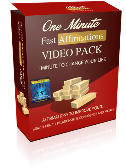 1 minute affirmation videos