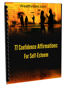 77 Confidence Affirmations Free PDF