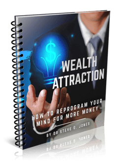 Wealth attraction Steve G. Jones