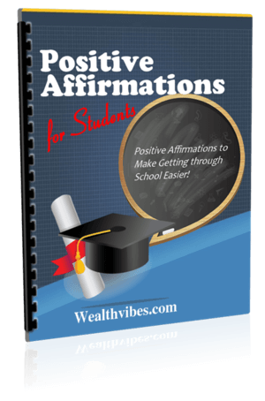 positive affirmations for students pdf