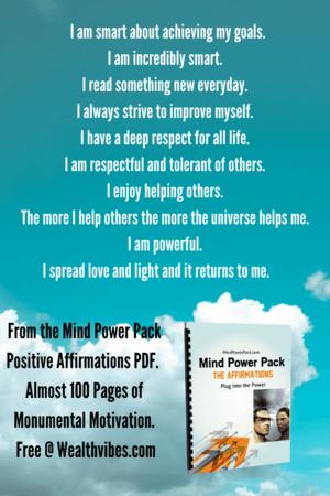 positive affirmations pdf free monumental motivation