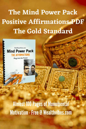 positive affirmations pdf free the gold standard