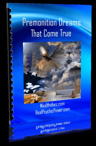 premonition dreams that come true pdf