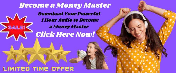 Become a money master 1 hour audio affirmations hour of power mind master formula