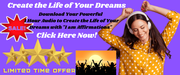 1 hour affirmations audio to create the life of your dream with i am affirmations