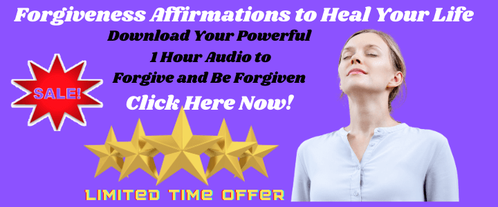 forgiveness affirmations to heal your life 1 hour affirmations audio mp3 download