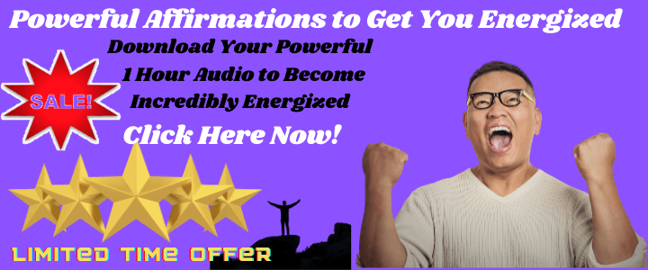 1 hour mp3 audio download morning affirmations to get you energized