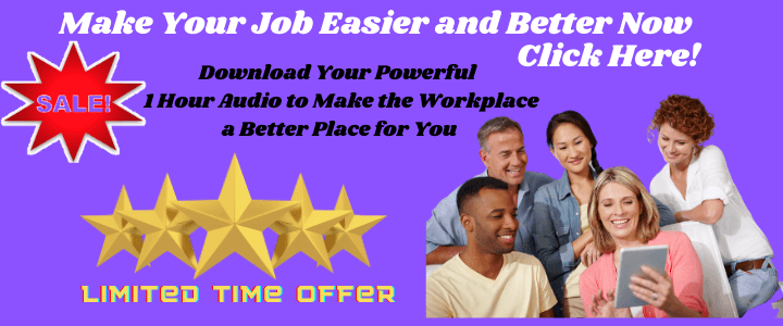 1 hour affirmations audio to make your job easier and better for workplace employees
