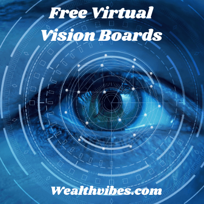 free virtual vision boards wealthvibes