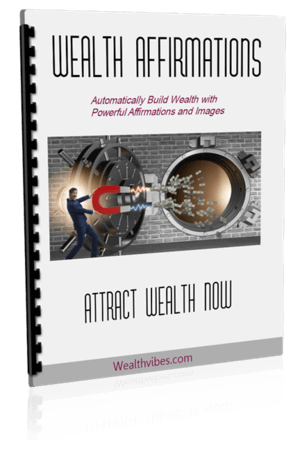 Wealth Affirmations Free PDF