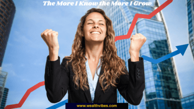 wealth affirmations know and grow