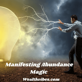 Manifest Abundance Law of Attraction