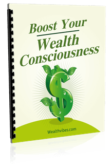 Wealth Consciousness Booster Free PDF
