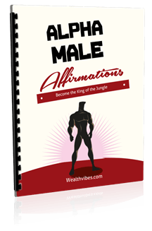 Alpha Male Affirmations pdf free download